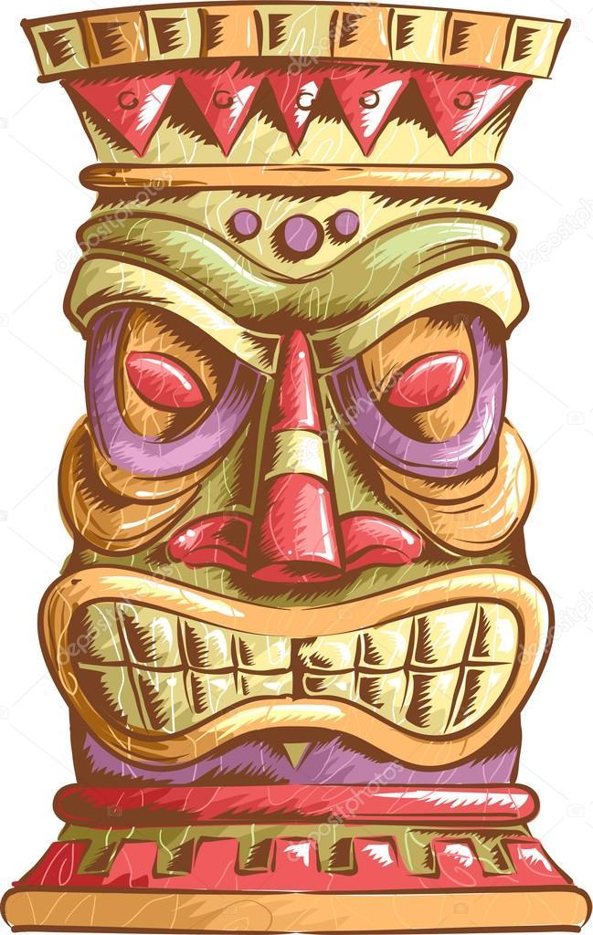 Tiki antiga cabea fotografias de stock lenmdp 94051044 tiki antiga cabea fotografia de stock stopboris Images