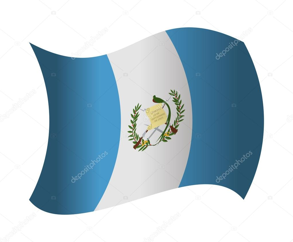 bandera de guatemala ondeando en el viento vector de stock  u00a9 noche0 118340168 waving flag vector free download waving us flag vector