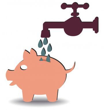 savings water