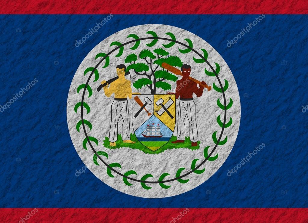 Piedra de bandera de belice foto de stock noche0 61326481 - Baneras de piedra ...