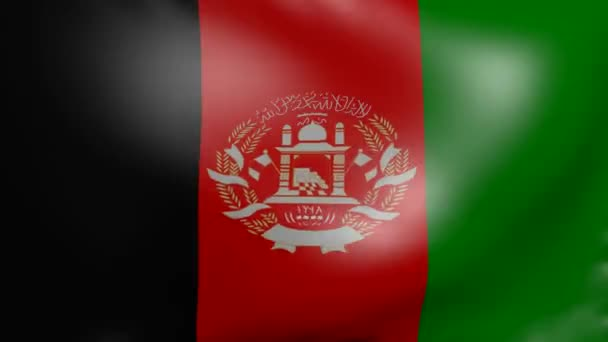 afghanistan strong wind flag