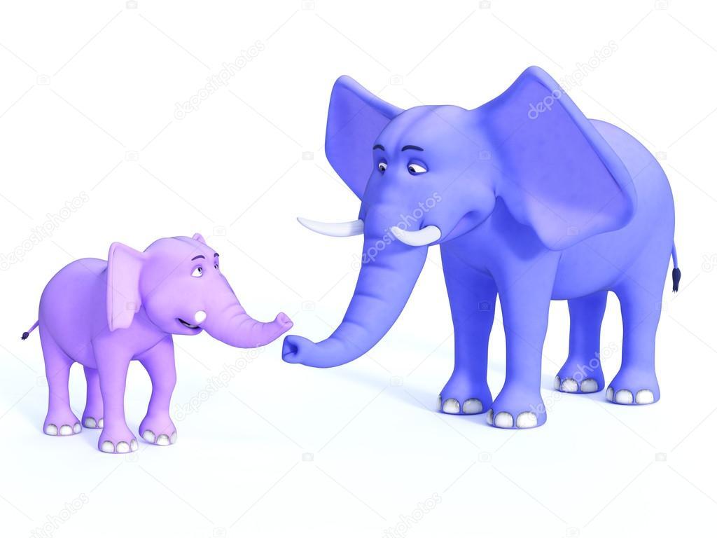 возложил картинки мультяшных слонов семья удобной многие считают