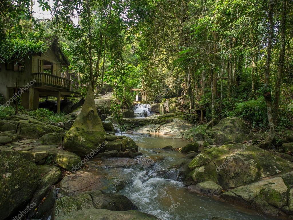Tanim Magic Buddha Garden Koh Samui Island Stock Photo Image By C Netfalls 61629477