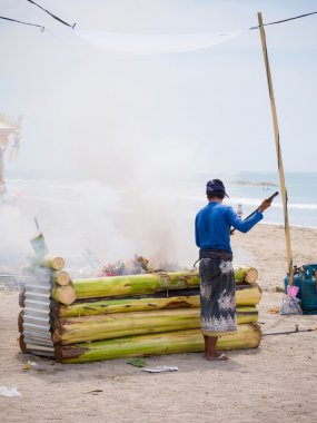 Kremasyon Bali Kuta Beach