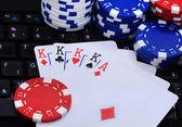 Fényképek internetes póker