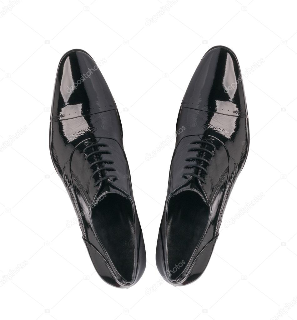 a467ed7e Fashionabla mens sko från ovan — Stockfotografi © nikitabuida #66872267