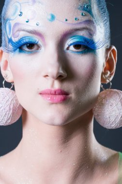 Makeup and hair artists competition