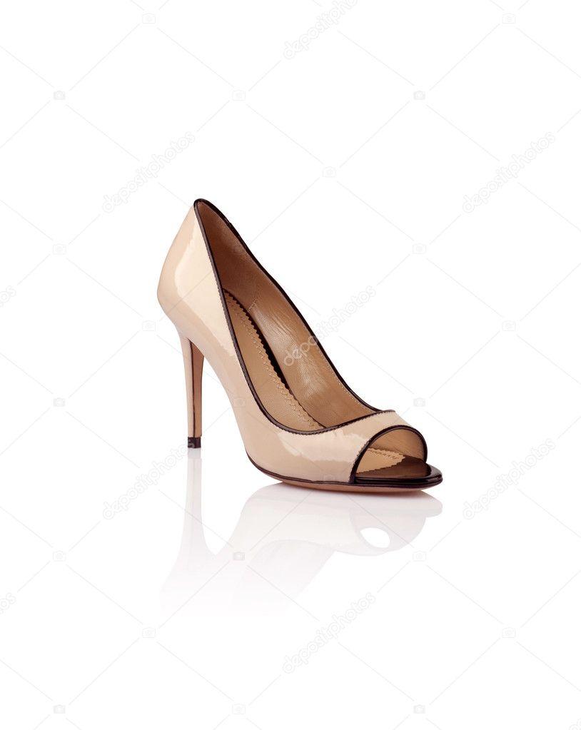 fe74d398fc3f Γυναικεία παπούτσια μόδας — Φωτογραφία Αρχείου © nikitabuida #98035518