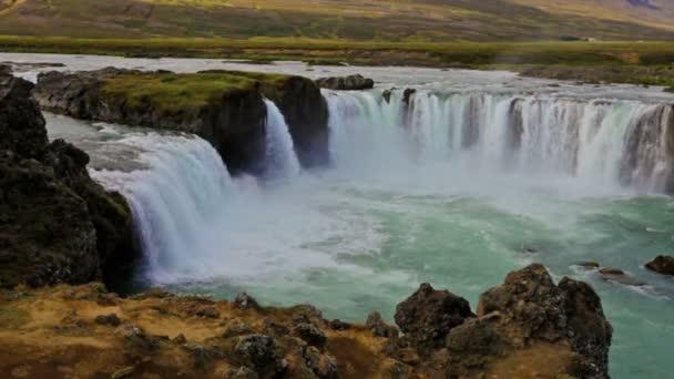 Godafoss-Wasserfall