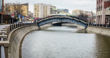 Bypass Canal in Moscow