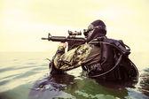 Navy Seal žabího muže