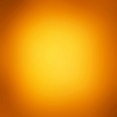 Bright yellow orange background, autumn colors