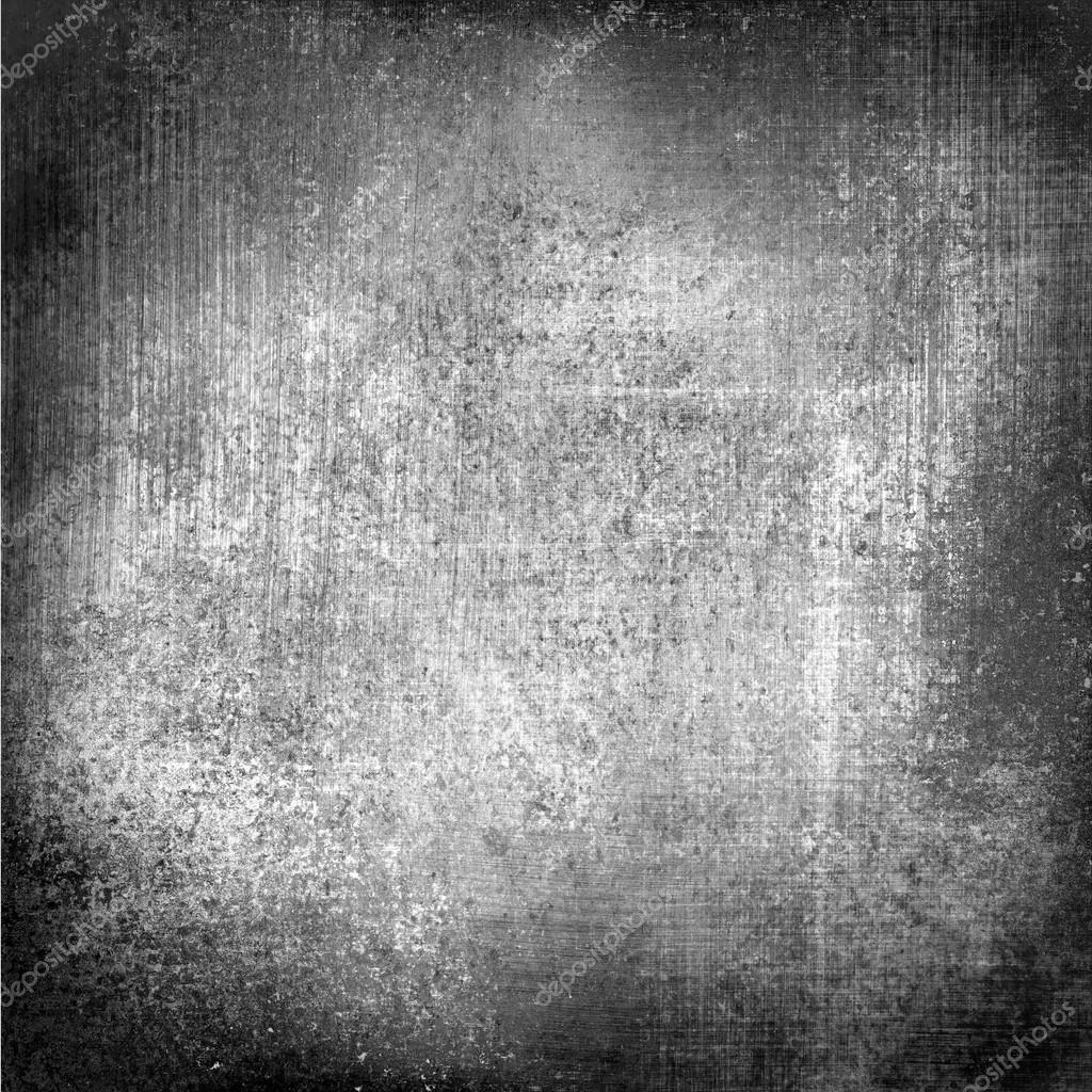 Old Black Grunge Textured Paper Background