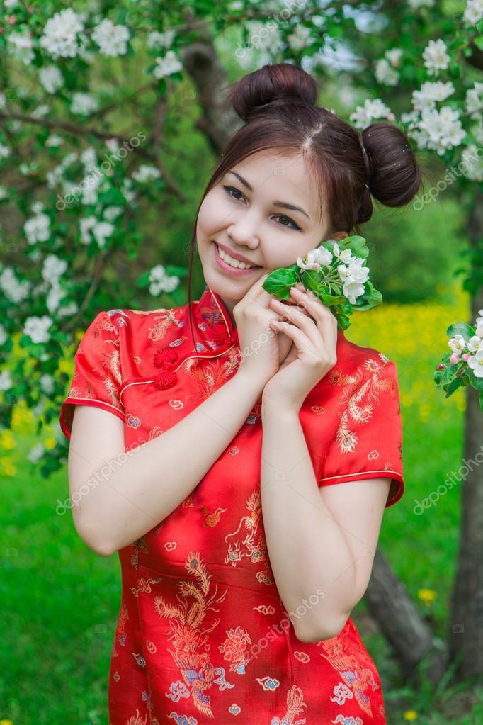 Asiatisk flicka porrstjaerna