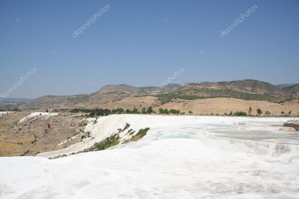 Piscines Naturelles De Pamukkale Turquie Photographie Smile19
