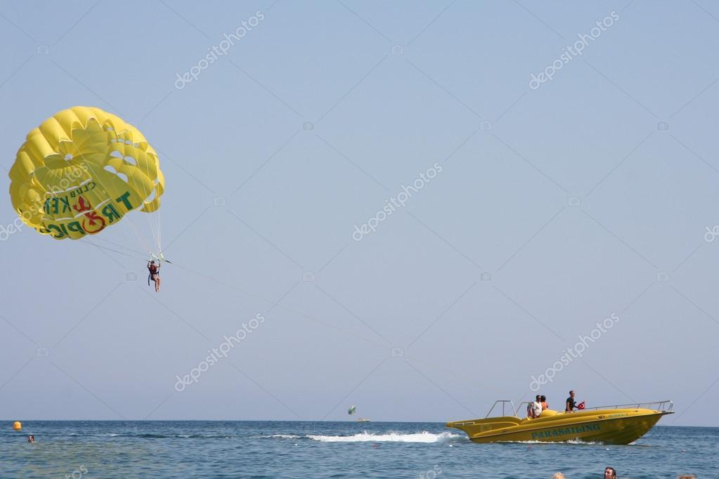 parachute ascensionnel antalya