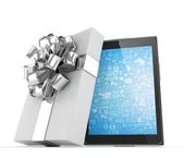 Photo Tablet in white gift box
