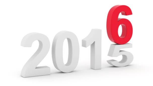 přichází nový rok 2016