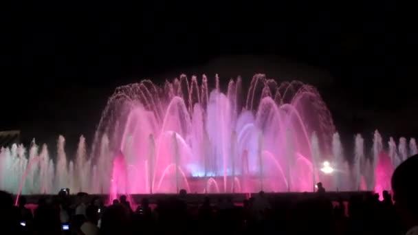 zpívající fontány
