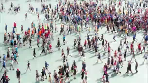 Timelapse tanečníků na zkoušce Grand lidové taneční koncert