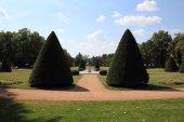 Park v českém městě
