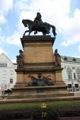 socha George Podiebrad