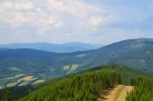 přírody pohoří Jeseníky