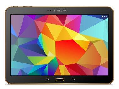 Samsung galaxy Tab S gold