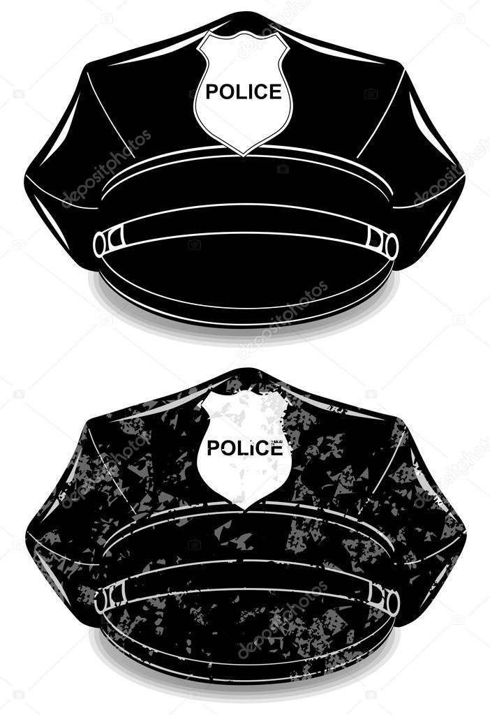 Polis şapkası Stok Vektör Leonardo255 60126959