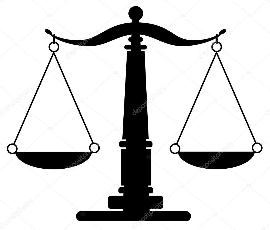 balan u00e7a da justi u00e7a vetor de stock  u00a9 leonardo255 64329547 scales of justice clip art in laurels scales of justice clip art in laurels