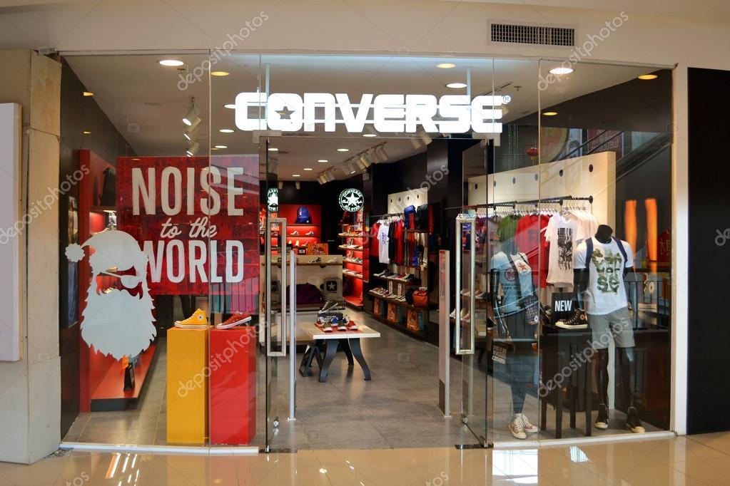 negozio converse