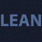 Fényképek A cím Lean absztrakt vektor háttér