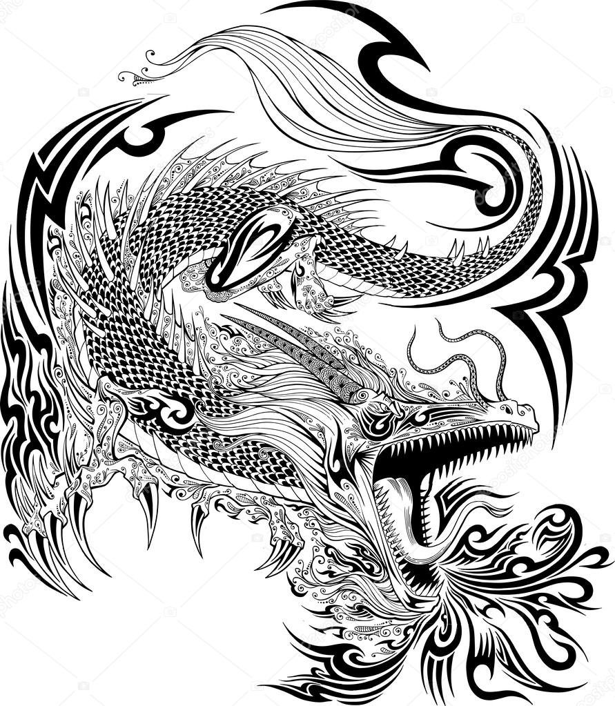doodle sketch vector stock vector