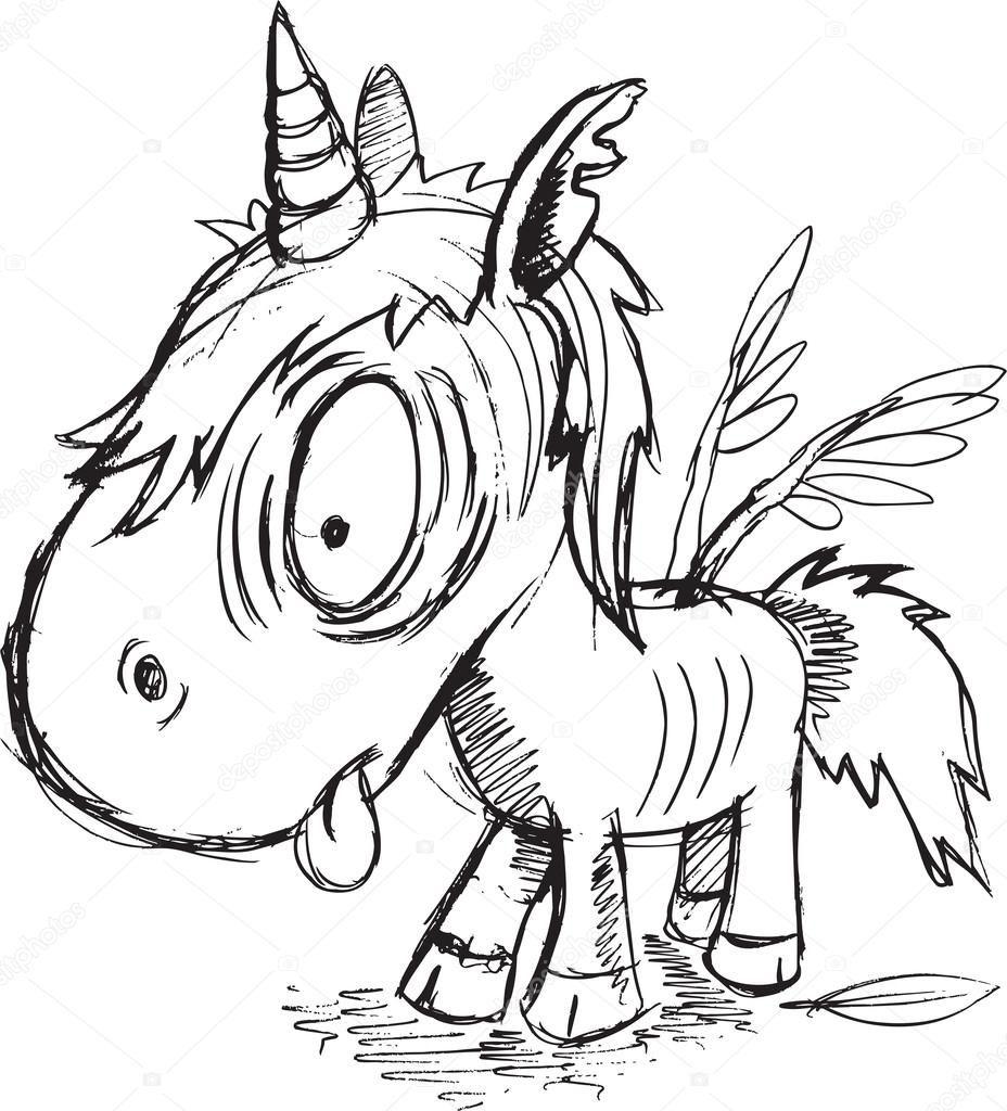Easy Coloring Pages Mlp