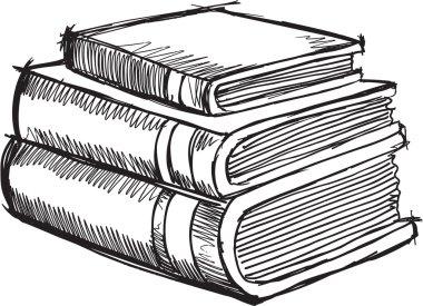 Doodle sketch Books