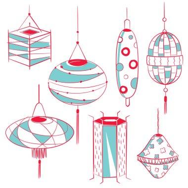 Lantern design collection