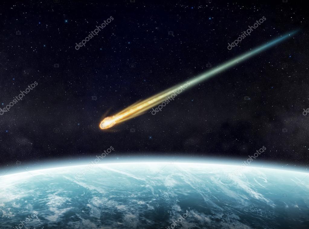 meteorito #hashtag