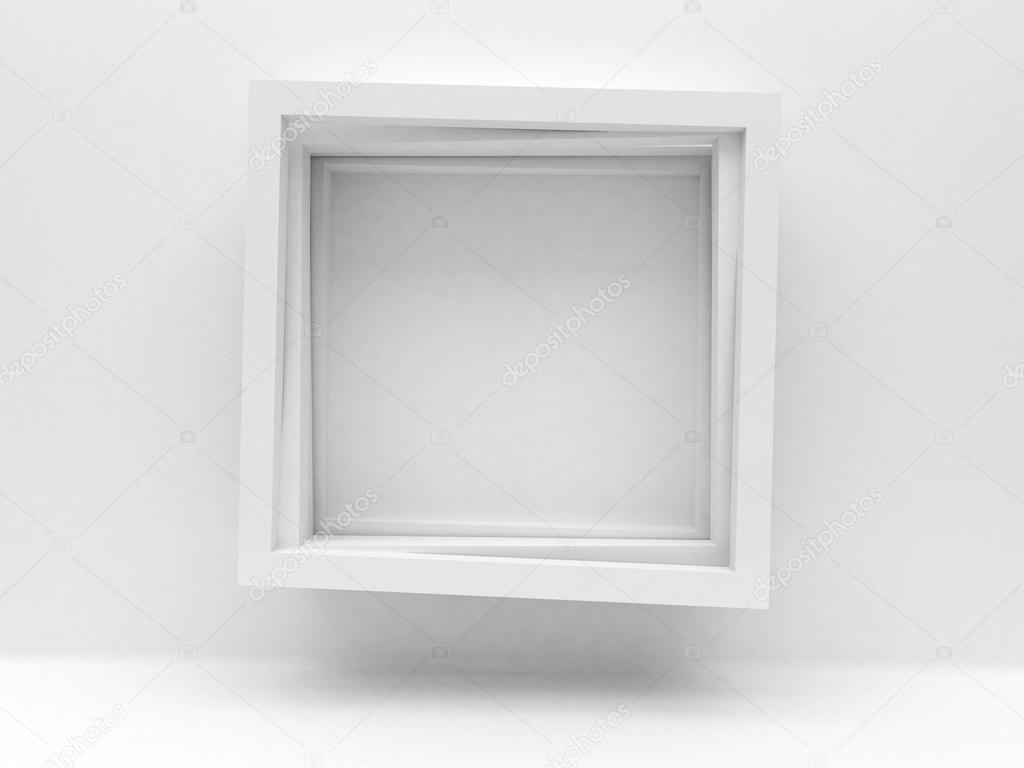 3d Rahmen — Stockfoto © drizzuti #52022753