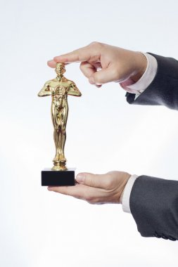 Oscar - golden trophy