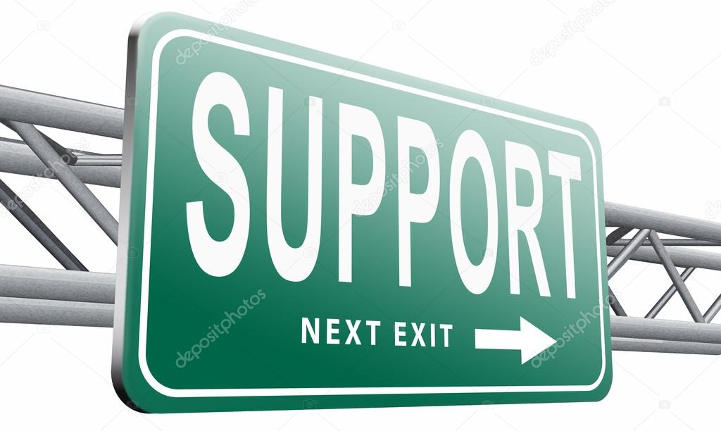 Support Or Online Help Desk Stock Photo 115639406