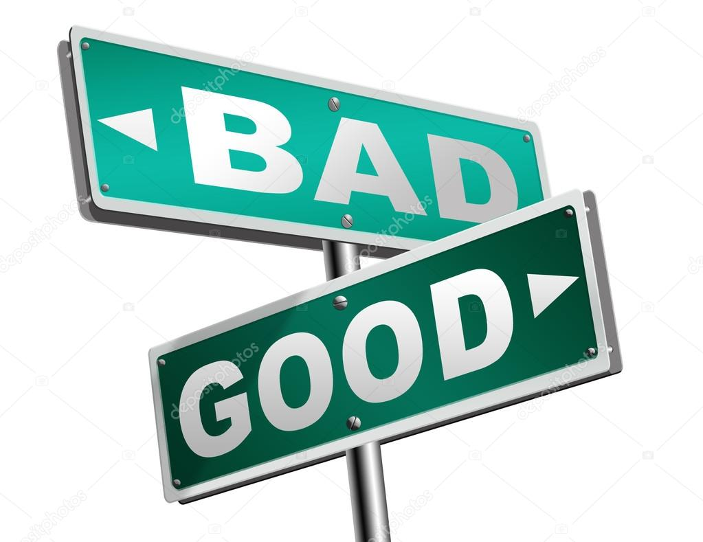 bad? or Good sign