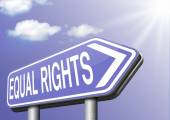 Photo Equal rights