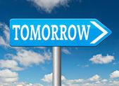 Tomorrow programmation
