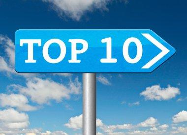 Top 10 charts