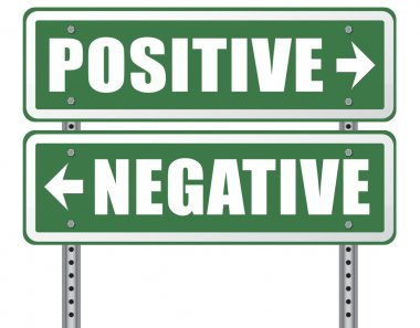 negative or positive thinking