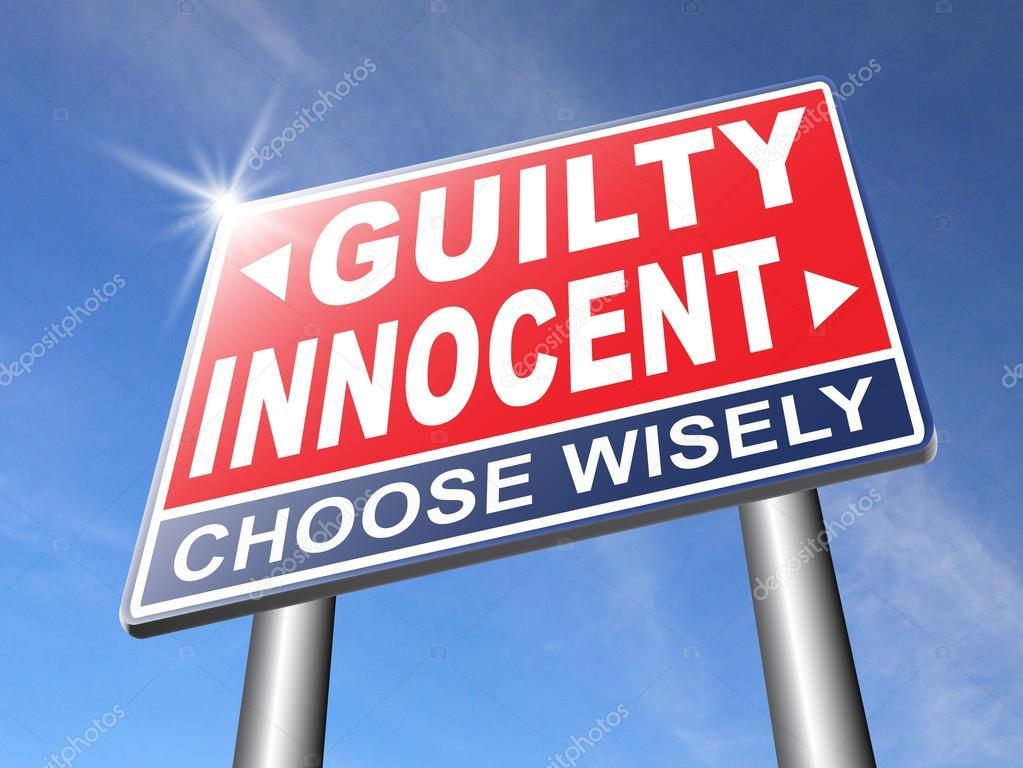 Winny czy niewinny?