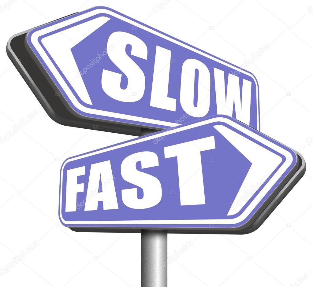 live fast or slow pace Train slower, race faster because they didn't run terribly fast keeping the pace slow most of the time enables runners to run more without.
