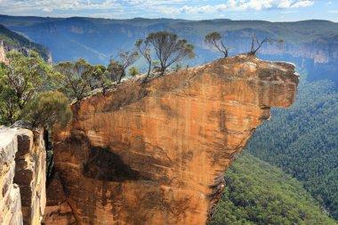 Hanging Rock Blue Mountains Australia