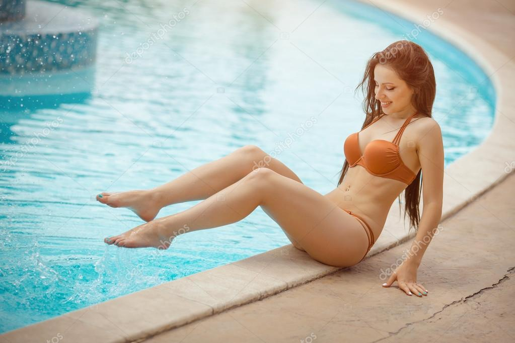 pool girl sex