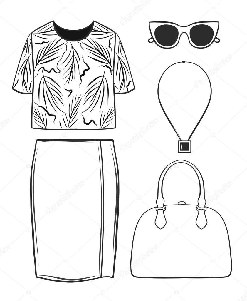 Dojrzałe kobiety w ubraniu